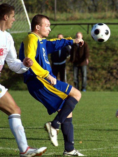 Okresní pohár ve fotbale byl rozehrán.