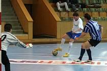 Futsalová soutěž Karvinska finišuje. O víkendu se hraje naposled.