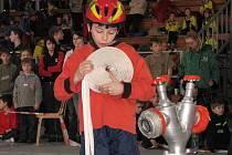 Halová soutěž hasičů v Havířově