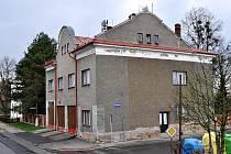 Požární zbrojnice ve Starém Bohumíně