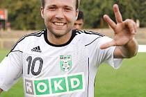 Vladan Milosavljev dal Opavě hattrick. Dá Vlašimi aspoň jeden gól?