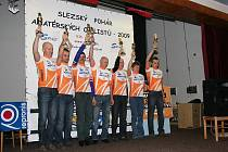 Vítězové seriálu Slezského poháru amatérských cyklistů 2009.