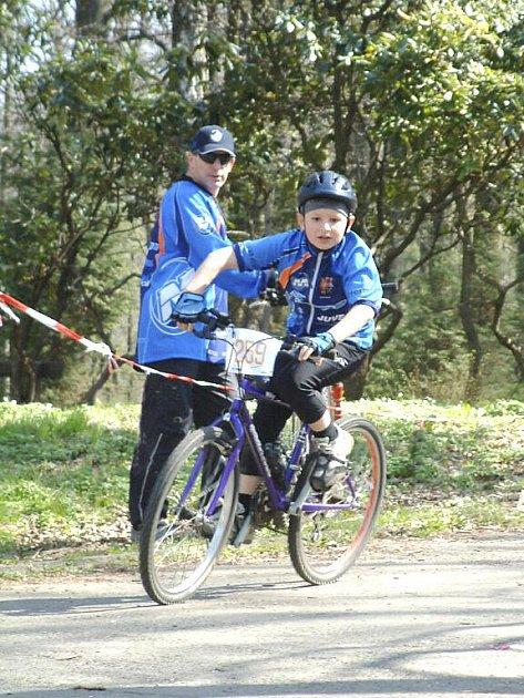 V Bohumíně se jede další závod na horských kolech.