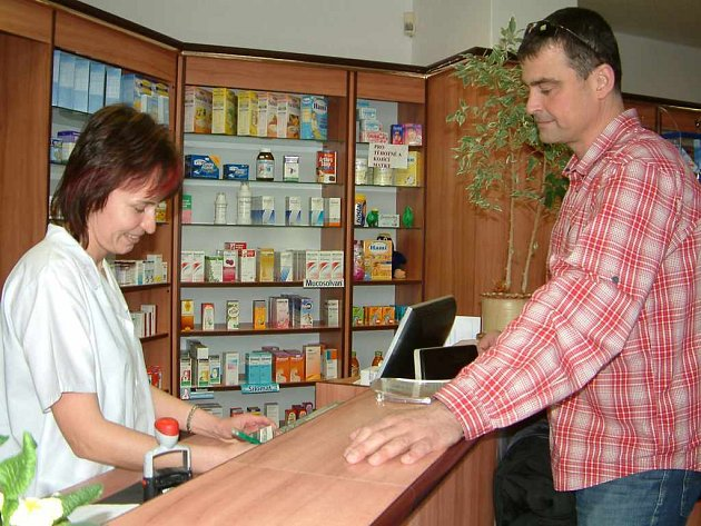 Zájem o léky v posledních dnech stoupl rapidně i v Havířově.