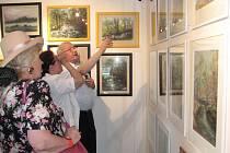 Výstava havířovských výtvarníků
