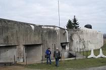 Bohumínští milovníci vojenské historie ve čtvrtek zahájili letošní návštěvnickou sezonu v pěchotním opevněním srubu U Tratii