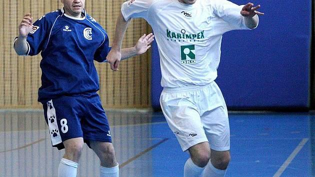 Karvinská futsalová liga pokračovala dalšími zápasy. Zahrály si už i některé celky z I. a II. ligy.