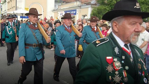 Svátek Tří bratří v Těšínech