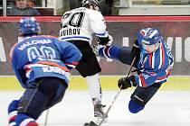 Po porážce s Karvinou dokázali hokejisté Havířova zase zabrat a vyhráli znovu na ledě Prostějova.
