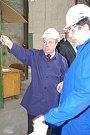 Z návštěvy ruského konzula Aleše Zedníka v karvinském Jäklu