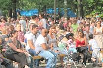 Léto v Horní Suché vítaly stovky lidí