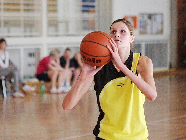 Tereza Barnetová táhla Orlovou svými body.