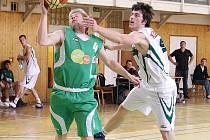 Karvinští basketbalisté dál bojují o první polovinu tabulky.