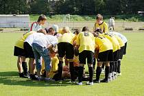 Fotbaloví žáci MFK OKD Karviná - úspěchy sbírají na trávníku i v hale.