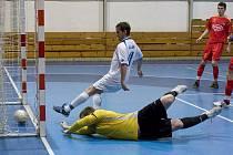 Navštívit můžete už v pátek Městskou sportovní halu v Havířově, kde místní Slavia hraje poslední domácí utkání základní části.