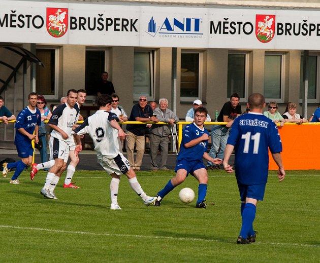 Fotbalisté Horní Suché nezvládli dohrávku v Brušperku.