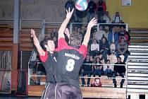 Havířovští volejbalisté třetí zápas se Starým  Městem zvládli.