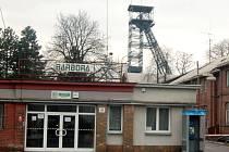Uzavřený černouhelný důl Barbora na okraji Karviné. Tady má vyrůst spalovna komunálního odpadu.