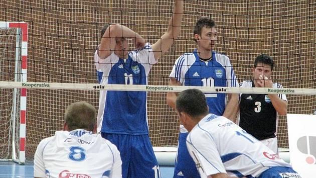 Volejbalisté Havířova jsou smolaři. I druhý zápas v extralize ztratili v tie-breaku.