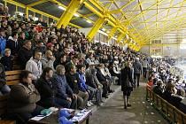 Při prvním derby byl v Orlové doslova našlapaný zimák. Jak tomu bude ve středu v Havířově?