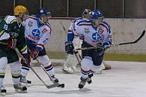 Hlavním tahákem nejbližších dní se asi stane lední hokej.