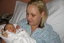 Paní Martině Rabelové z Ostravy se 16. listopadu narodila dcerka Natálka Kubánková. Porodní váha malé Natálky byla 2760 g a míra 46 cm.