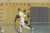 Sáloví fotbalisté Premia zvládli turnaj na jihu Čech na výbornou.
