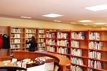 Dolní Lutyně má nově opravený kulturní dům. V jeho útrobách našla místo nová knihovna a informační centrum