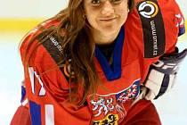 Dominika Navrátilová se aktivně podílela na historicky první medaili ženského hokeje z mistrovství světa.