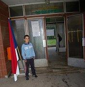 Nejmenší volební okrsek je v Karviné-Dolech na ubytovně Průkopník