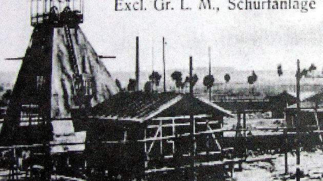 Pohlednice z let 1911 až 1922.