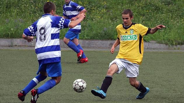 Mladší dorostenci Karviné zažili povedenou sezonu.