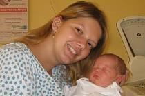 První miminko se narodilo 23. října mamince Lence Valové z Rychvaldu. Malá Kristýnka po narození vážila 3240 g a měřila 49 cm.
