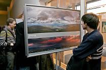 Výstava fotografií v Těšínském divadle