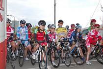 Cyklistky ve středu vyrazí na Gracii z Havířova a ne z tradičních Dětmarovic.