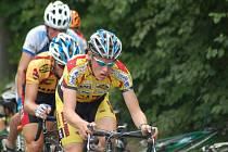 V Orlové se po letech jelo obnovené cyklistické Orlovské kritérium mládeže.