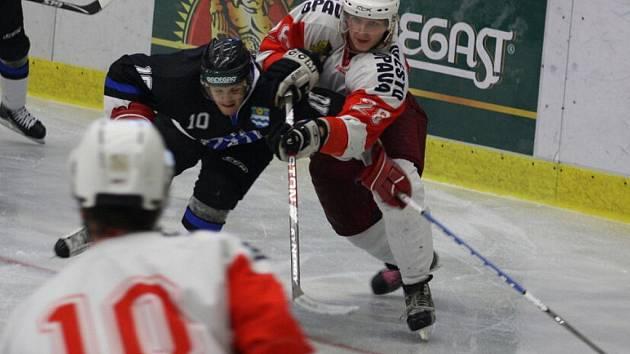 Hokej Havířov - Opava