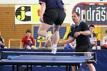 Stolní tenisté Havířova prohráli.