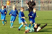 Mládežnické fotbalové soutěže jsou v plném proudu.