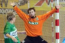 Dorostenci Baníku vyhráli domácí turnaj. Brankář Matuszczyk byl svému týmu oporou.