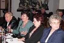 Účastníci setkání žáků Základní školy Masarykovy si měli o čem povídat.