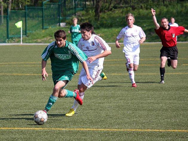 Mládežnické fotbalové celky pomalu zakončují své soutěže.