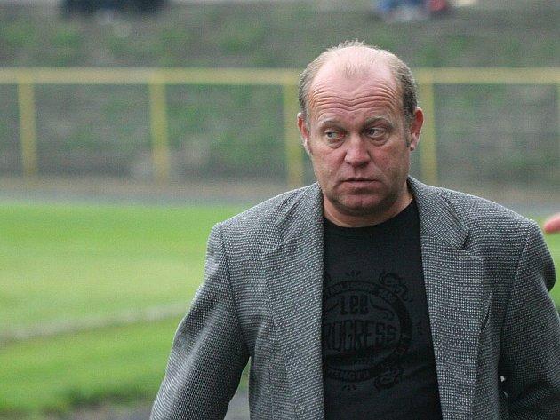 Trenér Leoš Kalvoda čekal od ligových hráčů víc.