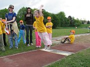 Sportovní klání předškoláků