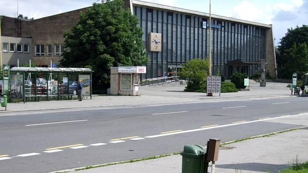 Vlakové nádraží Havířov