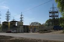 Nová elektrorozvodna v Doubravě dokáže odolávat poklesům poddolované půdy