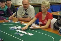 Pokerový turnaj v Karviné