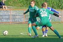 Přípravné utkání karvinského kombinovaného týmu s juniorkou Baníku dopadlo vítězně pro domácí Karvinou.