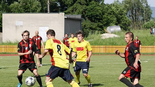 Havířovští fotbalisté zakončili sezonu remízou.