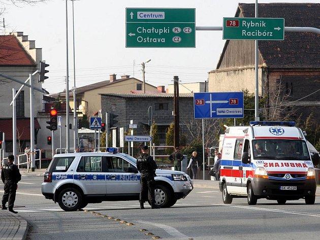 Česko-polské cvičení Milena 2010 motivované únosem dítěte